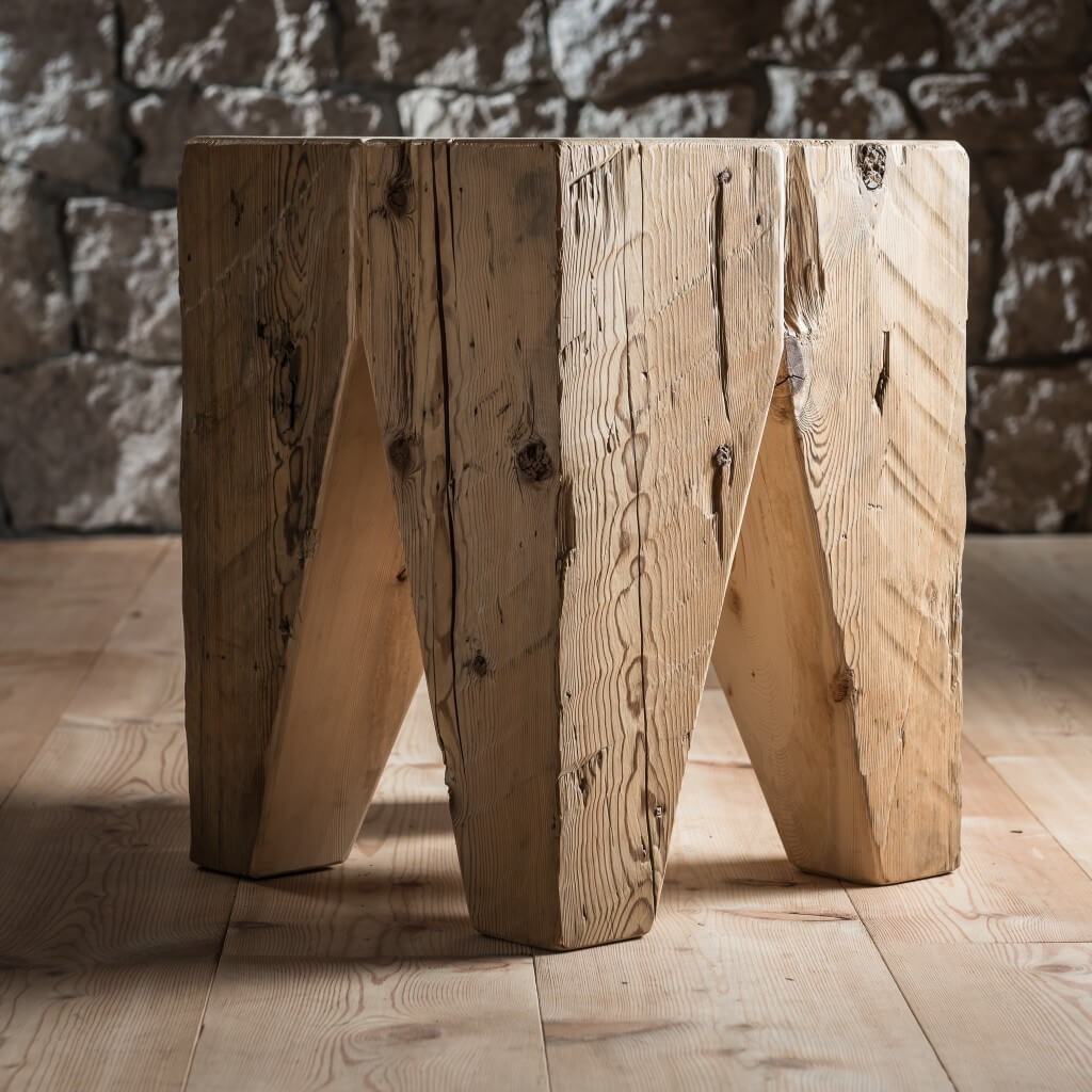 <p>The stools and chairs in the Toulà Tràe range maintain the beauty and texture of wood, showing all its features such as the knots and the grain. The material for this product comes from ancient barns, located in the back of houses in the Ampezzo area where hay was packed and stored to keep it […]</p>